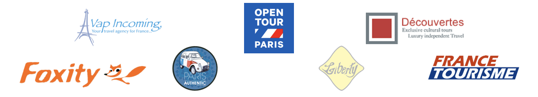 France Tourisme, Open Tour, Foxity nous ont fait confiance